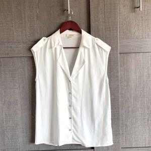 NWOT L'AGENCE 'Farina' blouse